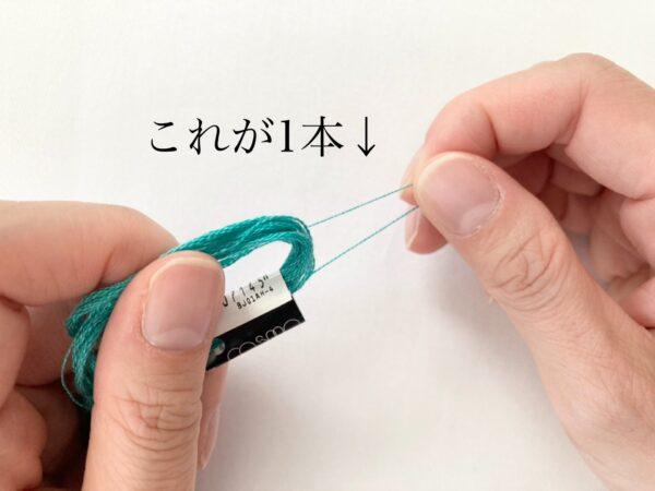 【図案つき】レモンの刺繍入りランチョンマットの作り方
