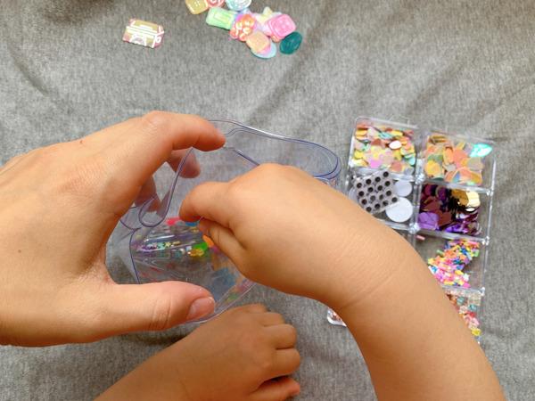 子どもと一緒に!カードケースで簡単サコッシュの作り方