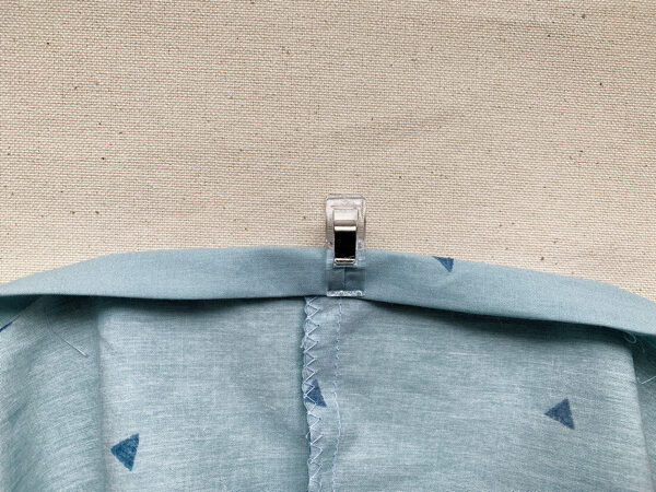 ギャザーに挑戦!リメイク切り返しTシャツの作り方