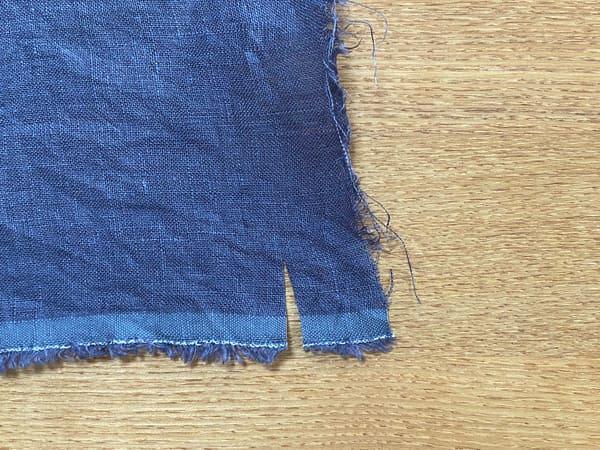 さき布で簡単!刺繍枠に布を巻く方法