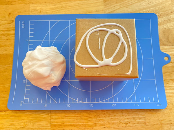 100均材料で!簡単クレイケーキの作り方