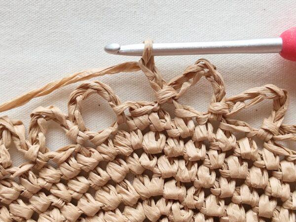 かご風!巾着バッグの作り方