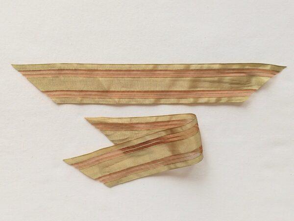 指編みで簡単!マスクストラップの作り方